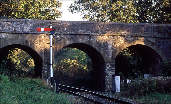 Riverford Bridge, near Staverton