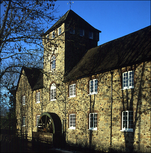 Riverside Mill, Bovey Tracey