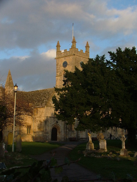 Bishop's Cleeve Church - St Michael's & All Angels