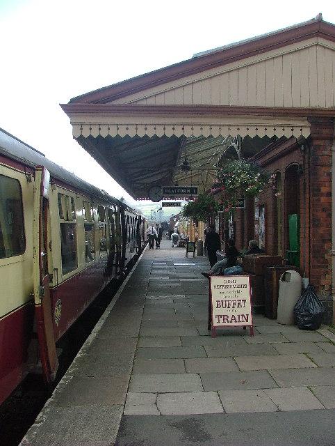 Toddington Station - Gloucestershire Warwickshire Railway