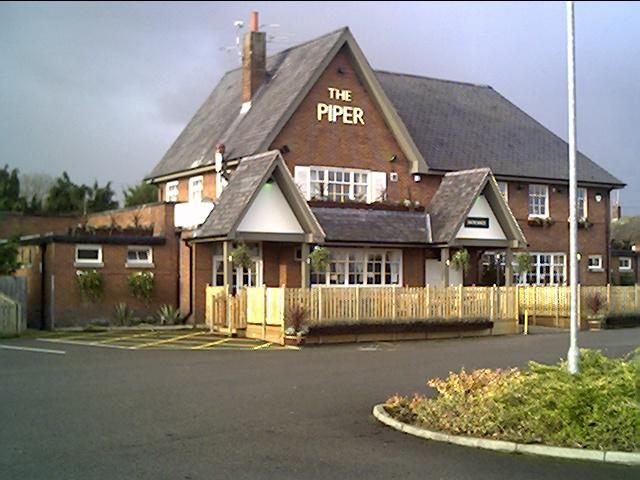The Piper Pub, Pipers Ash Pub, Chester.