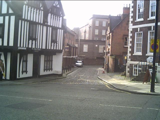 Shipgate Street, Chester