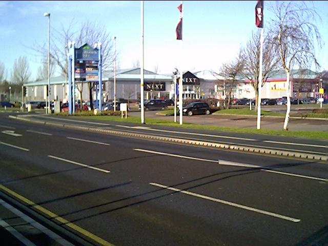 Greyhound Retail Park