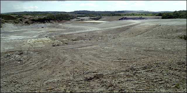 Chudleigh Knighton clay pits image 2