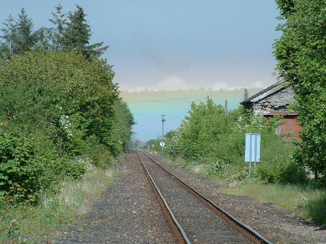 Take the Rainbow Train to Shrewsbury