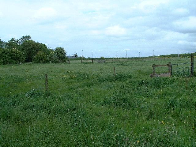 Sims Hill - Still farmland