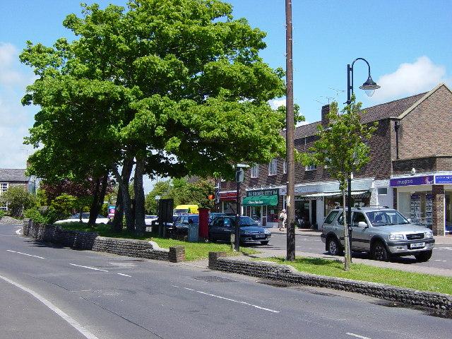 East Preston Village shops