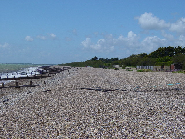The Beach at East Preston