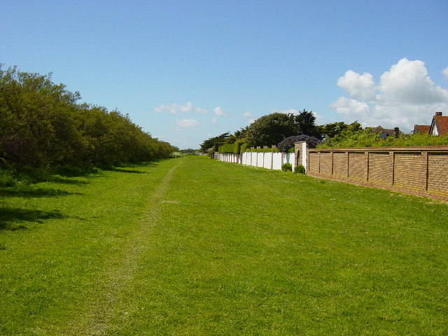 Greensward, Willowhayne Estate