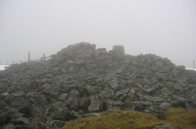 Summit of Greatmoor Hill