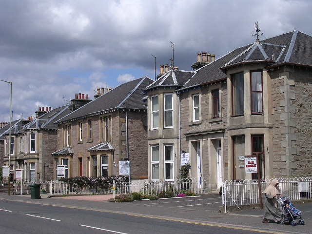 Bed and Breakfasts, Dunkeld Road