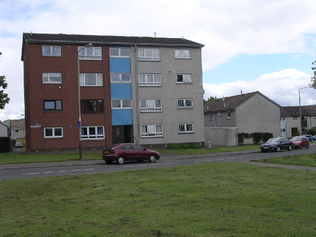 North Muirton estate, Perth