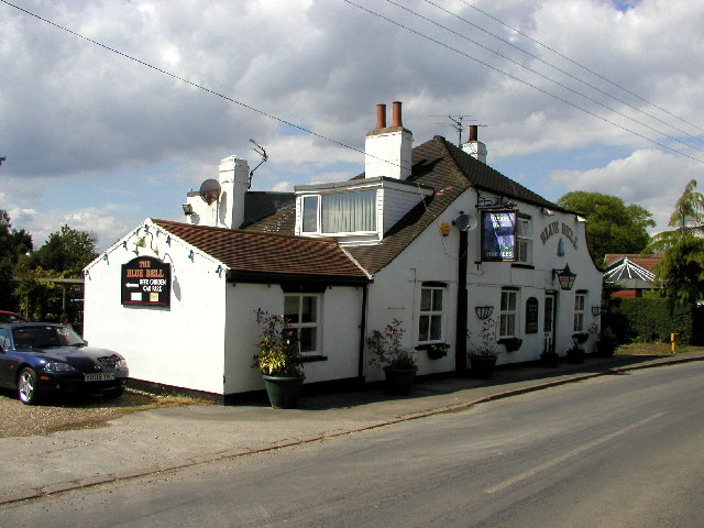 The Blue Bell at Old Ellerby
