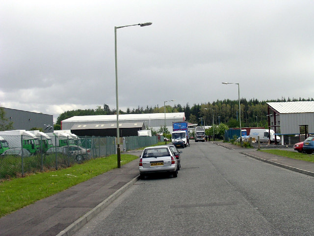 Inveralmond Industrial Estate, Perth