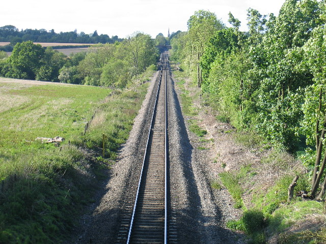 Coventry - Leamington Spa Line