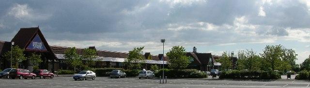 Clifton Moor Retail Park