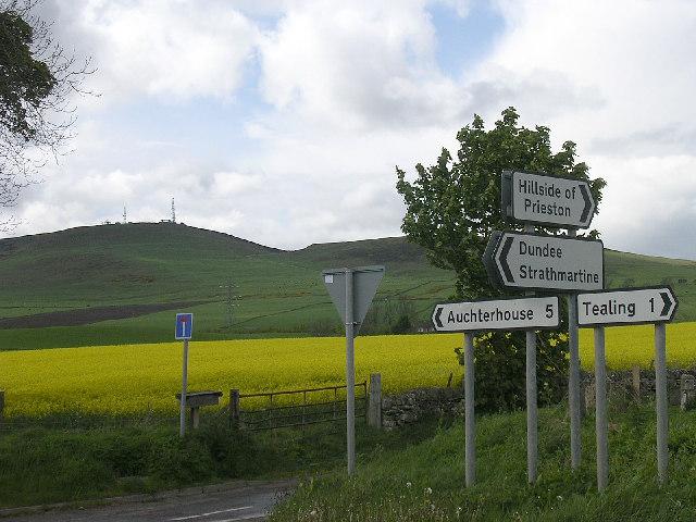 Craigowl Hill (455m)