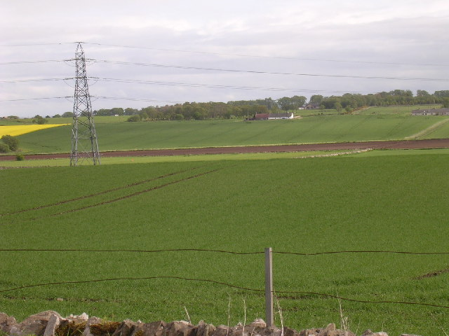 Farmland near Myreton