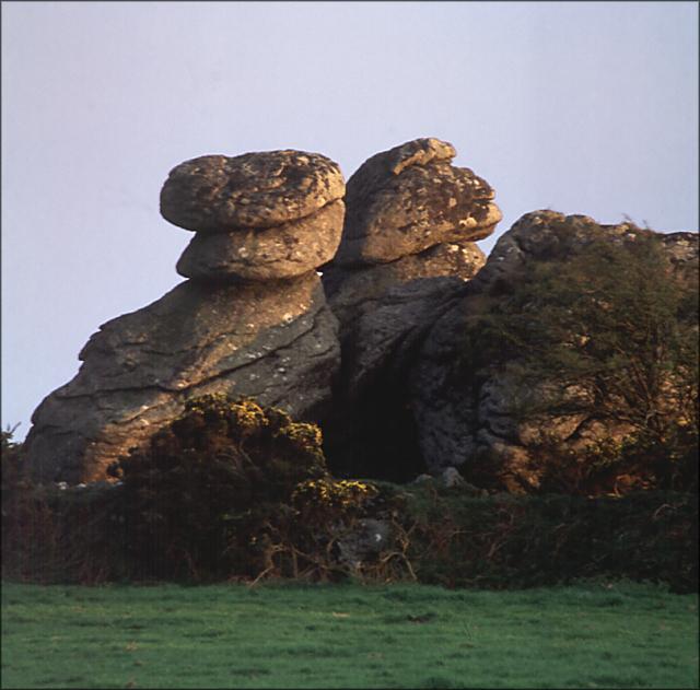Bel Tor, Dartmoor