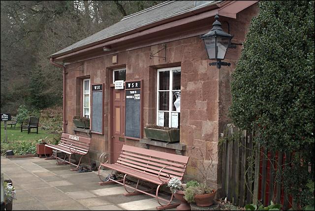 Stogumber Station Building