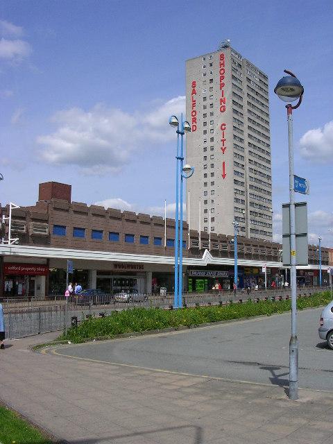 Pendleton Shopping Centre