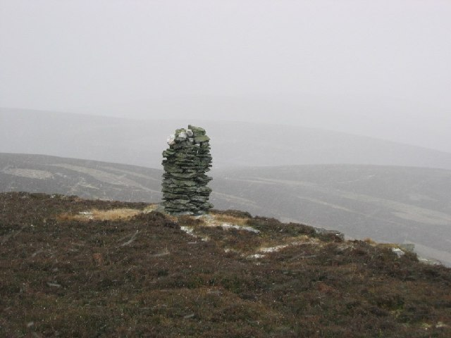 Stone man, Corwharn.