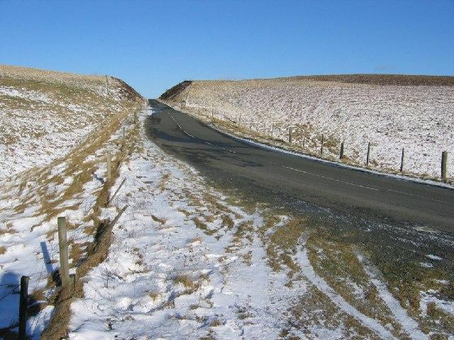 Cutting on Torphichen Hill