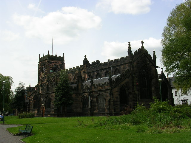 Eccles Parish Church
