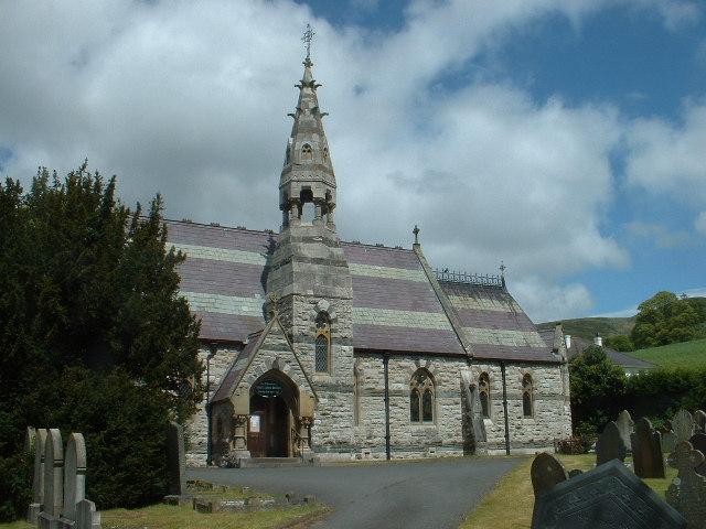 The Church, Llanbedr Dyffryn-Clwyd
