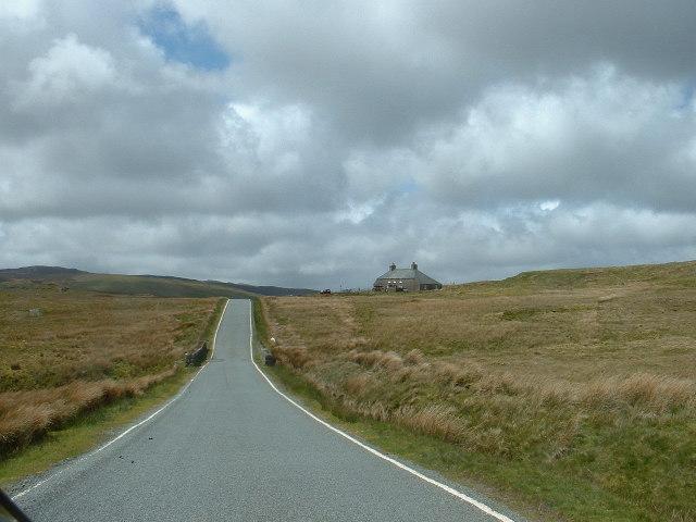 Llyn Cottage near Llyn Conwy