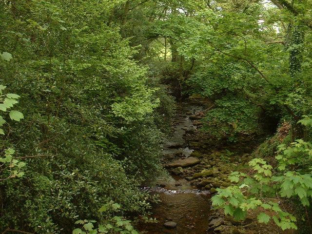River Calder, near Garstang