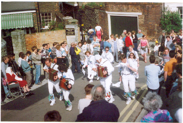 May Day Celebrations, Rochester,1994