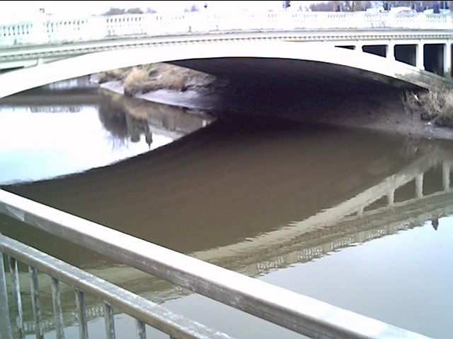 Bridge over the River Mersey, Warrington