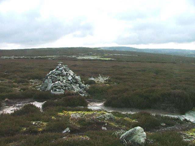 Cairn, Kildale Moor