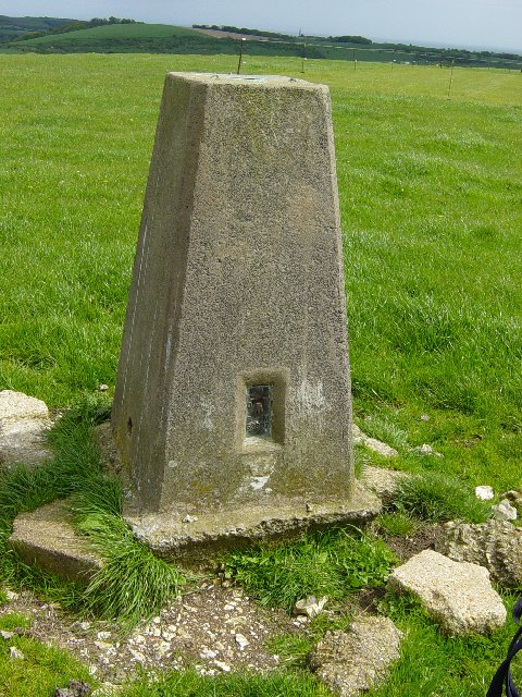 Blackpatch Hill Trig Point.