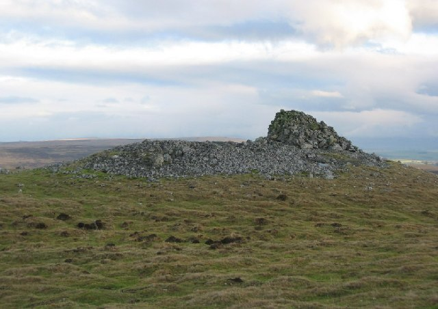 Cairn, Crosby Ravensworth Fell