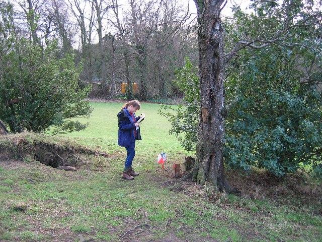 Orienteering on Corstorphine Hill