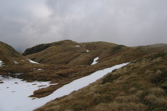 Knobbly ridge.