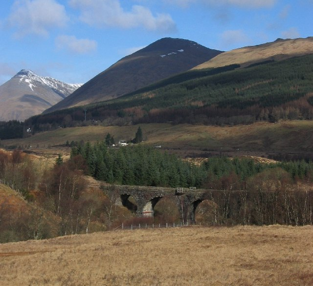 Viaduct, Strath Fillan