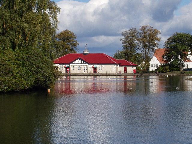 Roukenglen Park