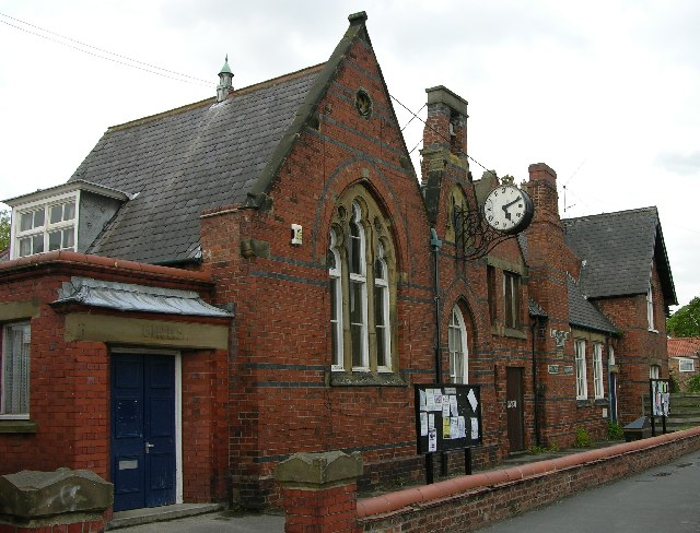 Haxby Memorial Hall