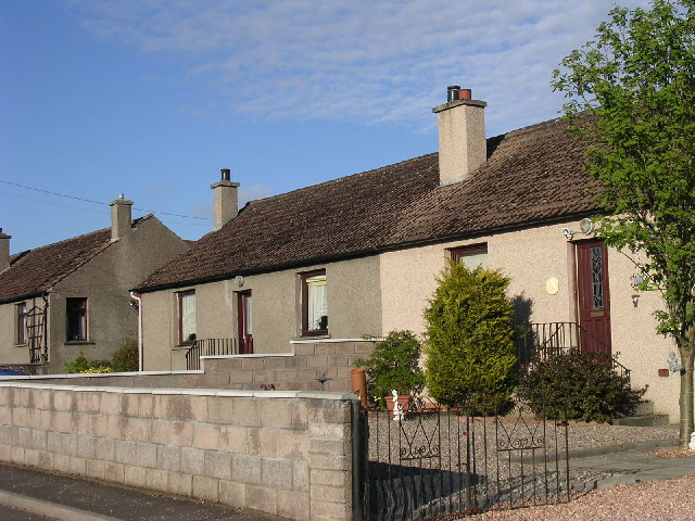 Cottages at Inveraldie
