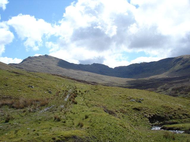 Tarmachan Ridge from the North