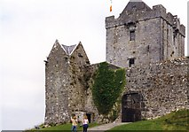 M3810 : Dunguaire Castle by Anne Burgess
