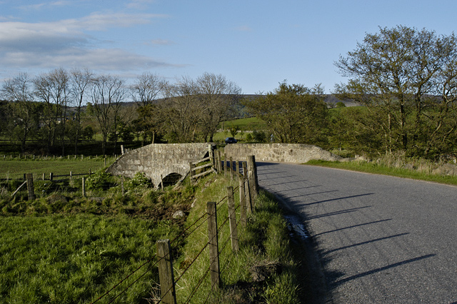 Bridge near Mid Beltie