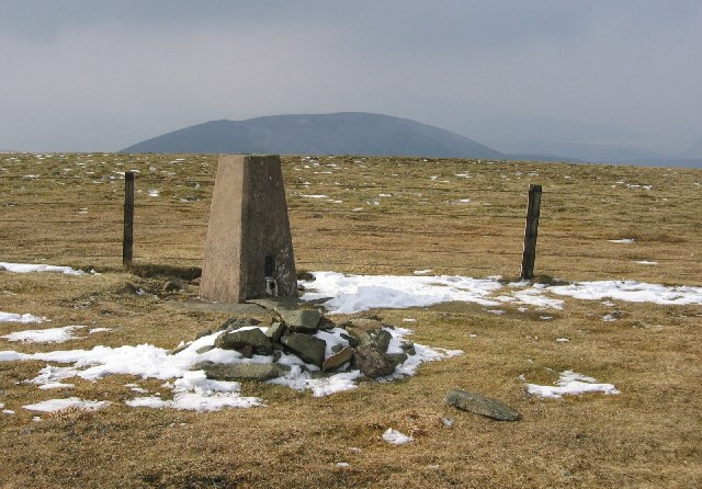 Summit of Pykestone Hill