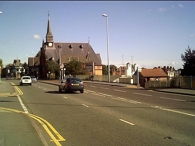 St. Paul's, Boughton, Chester