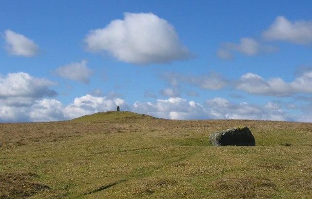 Tumulus, Aberedw Hill