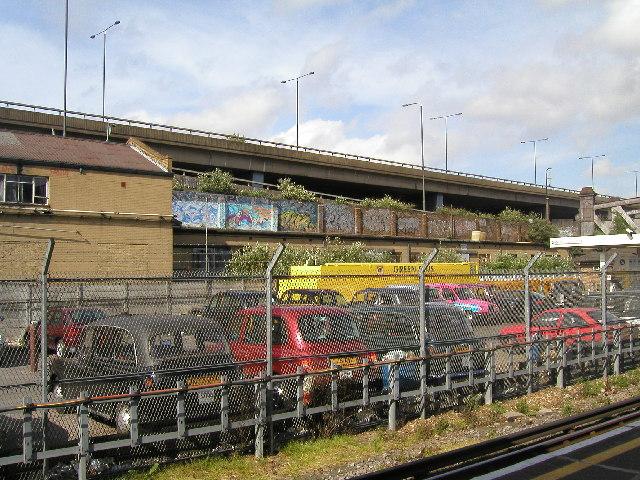 A40 'Westway' London W2