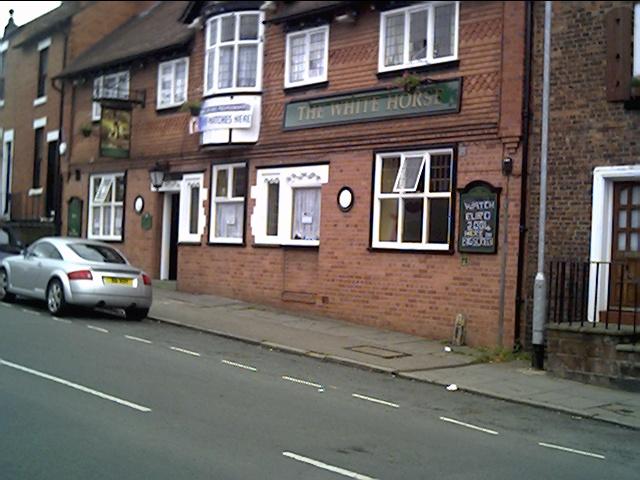The White Horse Pub, Handbridge, Chester